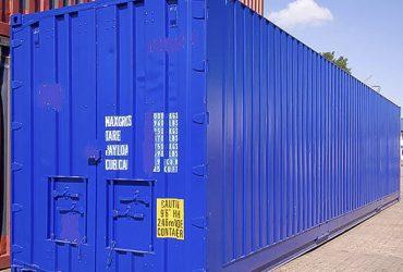 40英呎海运货柜