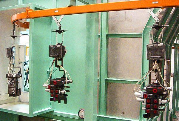 Hydraulic Unit Assembly