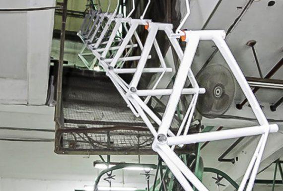 自行车车架及零件