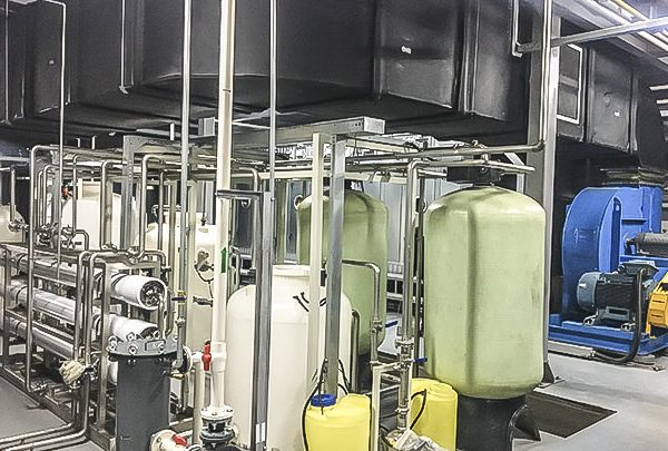 Di Water Supply System
