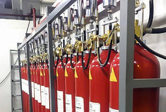 消防灭火系统
