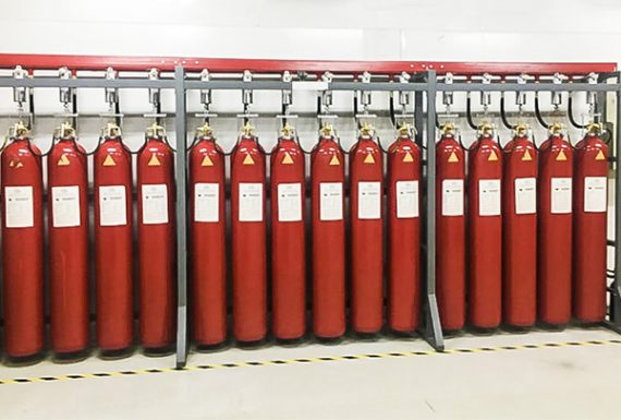 高压容器钢瓶