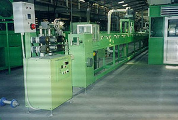 Rubber Vulcanization Machine