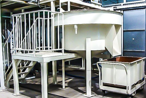 Tank Cleaning Machines