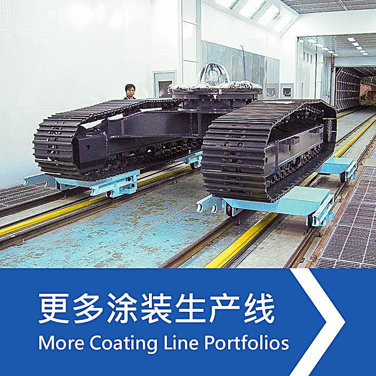 More Coating Line Portfolios